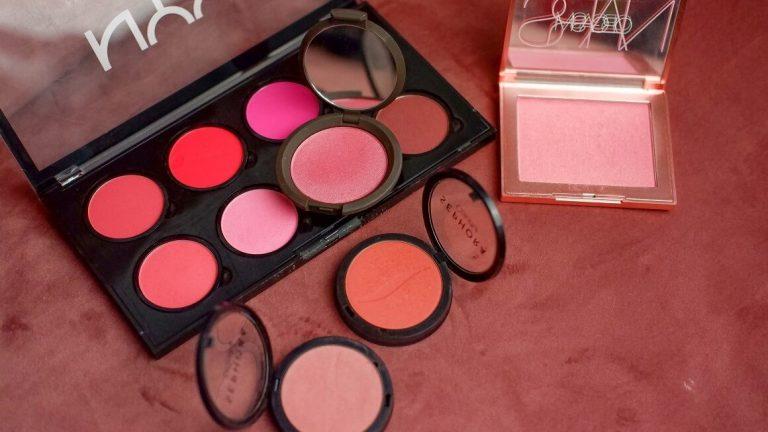 blush como aplicar