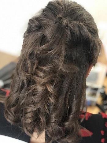 penteados cerimonia