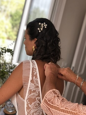 penteados para casamentos